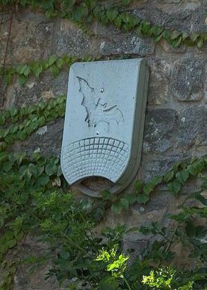 Fledermauskasten im Fledermausgarten